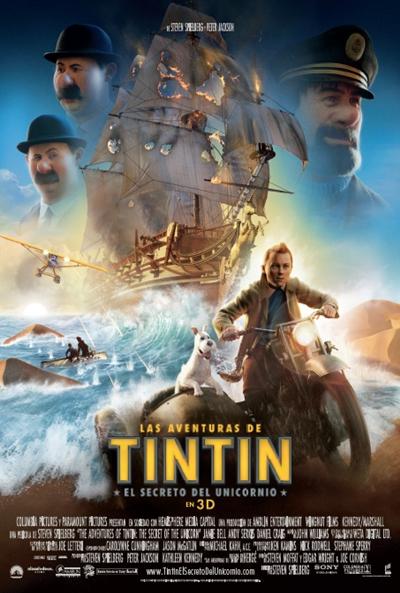 Las-aventuras-de-tintin-pelicula-español-trailer-ver-online-steven-spielberg-estrenos-2011-2012